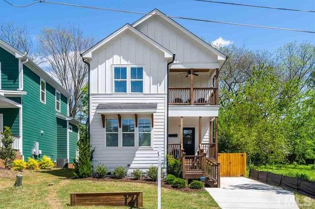 12 Hill Street, Raleigh, NC 27610 (#2375780) :: Steve Gunter Team