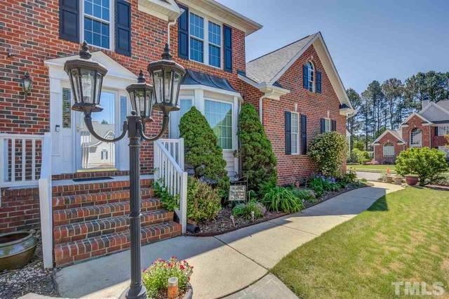 100 Greygate Place, Cary, NC 27518 (#2375806) :: Triangle Top Choice Realty, LLC