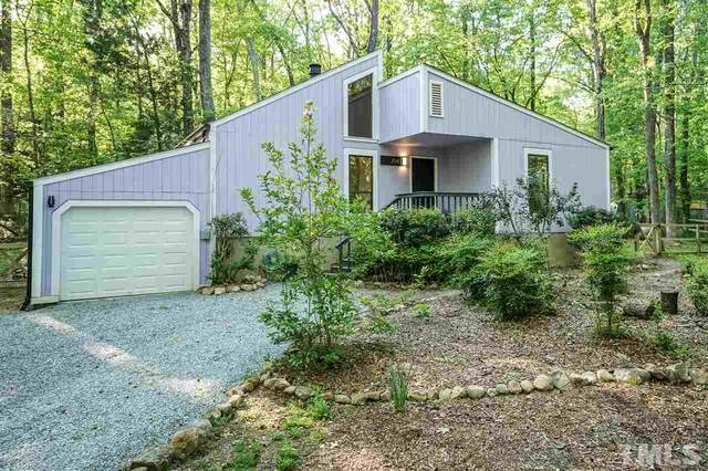 204 Holly Ridge Road, Chapel Hill, NC 27516 (MLS #2375880) :: On Point Realty