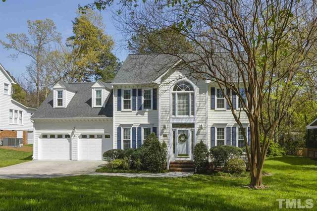 6440 Northwyck Place, Raleigh, NC 27609 (#2375902) :: The Perry Group