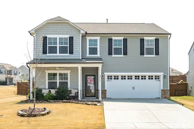 4229 Auburn Hills Drive, Raleigh, NC 27616 (#2375908) :: M&J Realty Group