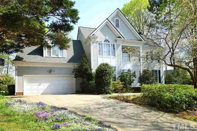 110 Duckwood Lane, Cary, NC 27518 (#2375912) :: Bright Ideas Realty