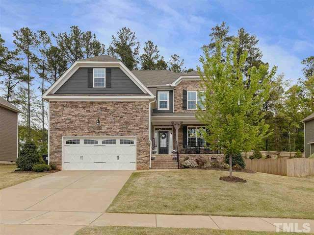 805 Prince Drive, Holly Springs, NC 27540 (#2375916) :: The Beth Hines Team