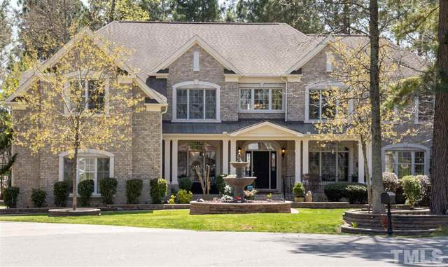 4729 Wooded Ridge Road NE, Raleigh, NC 27606 (#2375923) :: Southern Realty Group