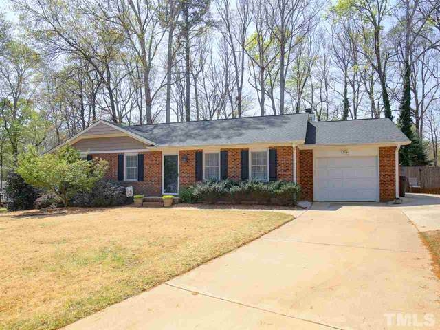 110 Heidinger Drive, Cary, NC 27511 (MLS #2375925) :: On Point Realty