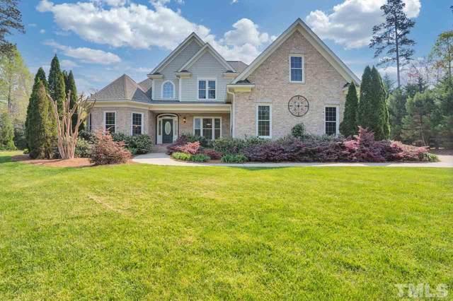 8652 Barrett Ridge Road, Wake Forest, NC 27587 (#2375971) :: Triangle Top Choice Realty, LLC