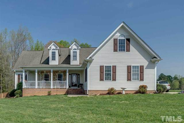 1089 Roberts Chapel Road, Stem, NC 27581 (#2375986) :: Triangle Just Listed
