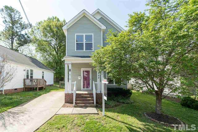562 E Martin Street, Raleigh, NC 27601 (MLS #2376098) :: The Oceanaire Realty