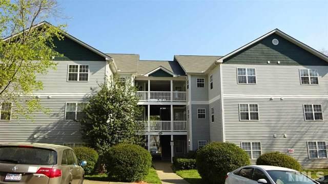 3020 Centenial Woods Drive #104, Raleigh, NC 27603 (#2376145) :: Steve Gunter Team