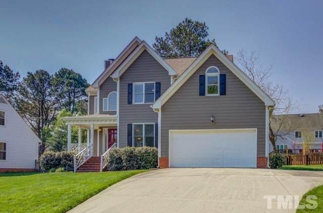 505 Samara Street, Apex, NC 27502 (#2376345) :: Real Estate By Design