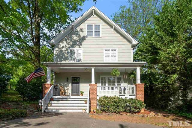 1005 Parker Street, Raleigh, NC 27607 (#2376375) :: The Perry Group