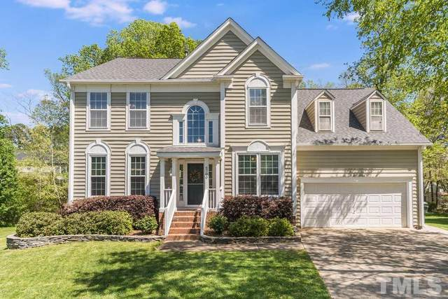 6700 Weimer Drive, Raleigh, NC 27617 (#2376402) :: Spotlight Realty