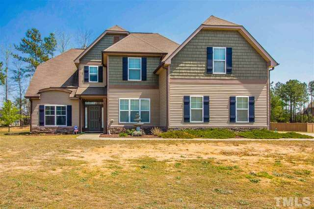 4952 Stonewood Pines Drive, Knightdale, NC 27545 (#2376418) :: Real Estate By Design