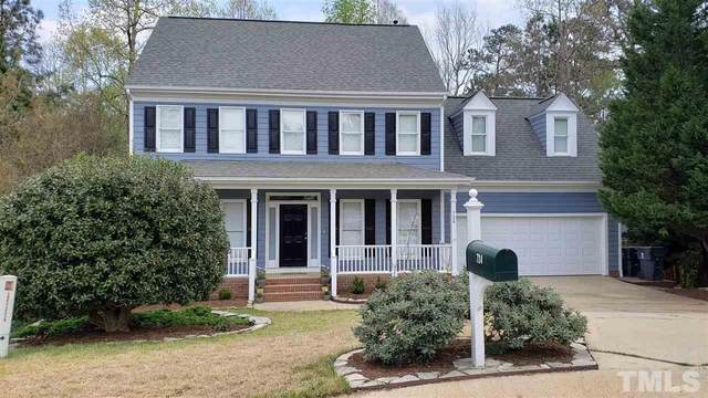724 Littleleaf Court, Holly Springs, NC 27540 (#2376719) :: Choice Residential Real Estate
