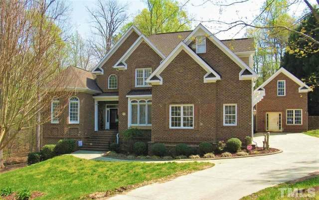 2016 Silverleaf Drive, Youngsville, NC 27596 (#2376813) :: Choice Residential Real Estate