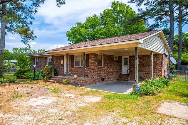 1107 E Mcneil Street, Lillington, NC 27546 (#2376821) :: Dogwood Properties