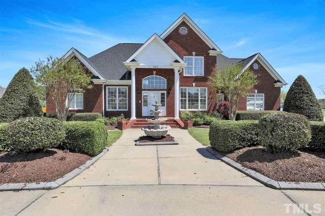 606 Atkins Road, Fuquay Varina, NC 27526 (#2376849) :: Triangle Top Choice Realty, LLC