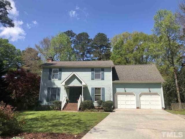 210 Sparrow Drive, Wake Forest, NC 27587 (#2376872) :: The Jim Allen Group