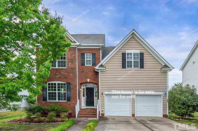 541 Redford Place Drive, Rolesville, NC 27571 (#2376966) :: The Jim Allen Group