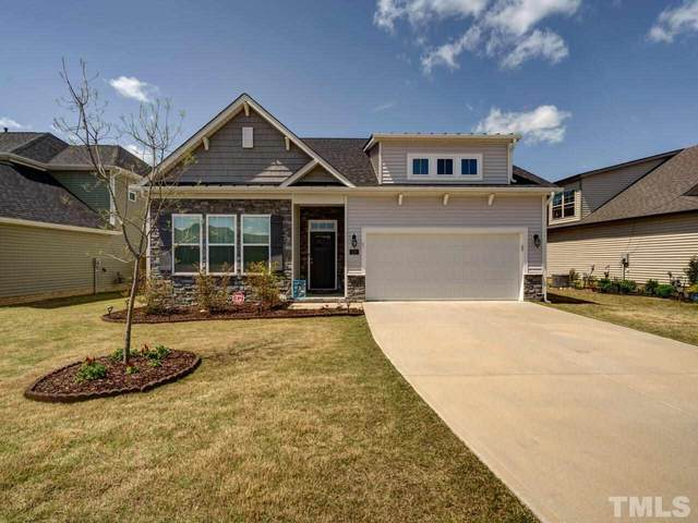 129 Whitetail Deer Lane, Garner, NC 27529 (#2376978) :: The Beth Hines Team