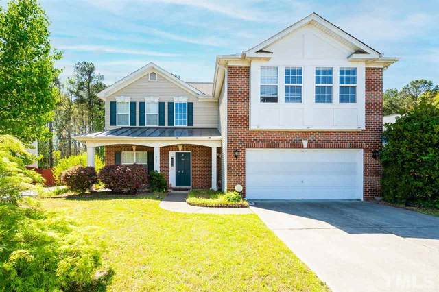 409 Trolley Car Way, Morrisville, NC 27560 (#2377064) :: Rachel Kendall Team