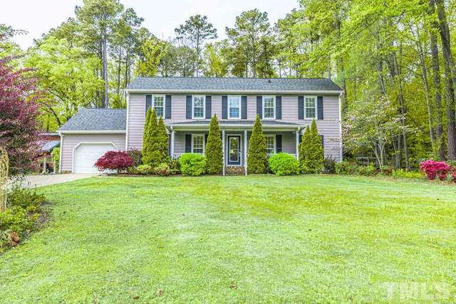 212 Ronaldsby Drive, Cary, NC 27511 (#2377093) :: M&J Realty Group