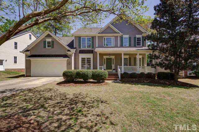 207 Forest Brook Drive, Cary, NC 27519 (#2377126) :: Steve Gunter Team