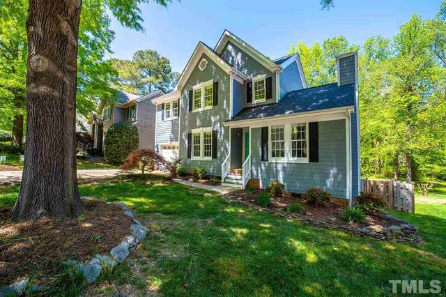 105 Crossmore Drive, Cary, NC 27519 (#2377280) :: Choice Residential Real Estate