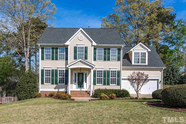 1109 Fairfax Woods Drive, Apex, NC 27502 (#2377316) :: The Perry Group