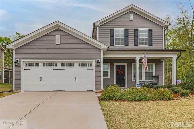 217 Thornbury Street, Clayton, NC 27527 (#2377401) :: Southern Realty Group