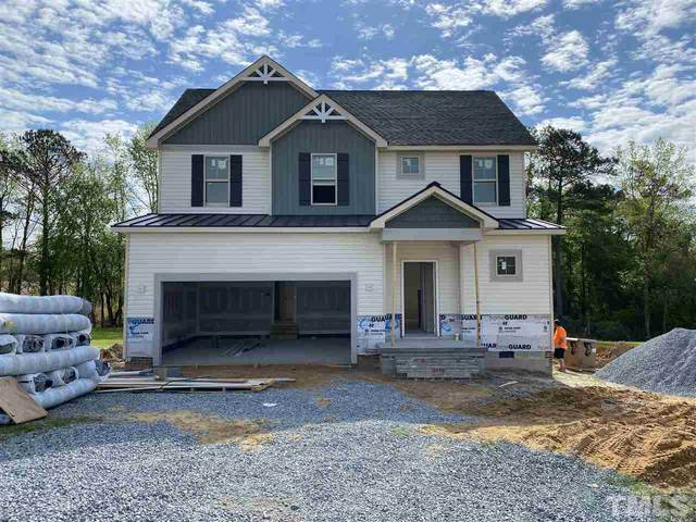 145 Muscadine Way Lot 8, Smithfield, NC 27577 (#2377405) :: The Beth Hines Team