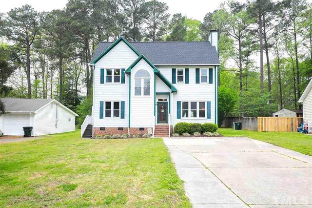 1601 Hall Boulevard, Garner, NC 27529 (#2377444) :: Southern Realty Group