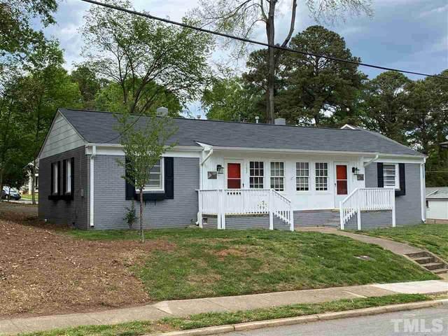 102 W Aycock Street #102, Raleigh, NC 27608 (#2377549) :: Dogwood Properties