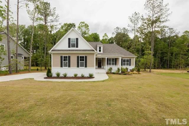 143 E Odell Lane, Zebulon, NC 27597 (#2377554) :: RE/MAX Real Estate Service