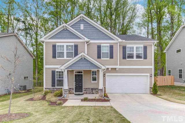 505 Holden Forest Drive, Youngsville, NC 27596 (#2377566) :: Triangle Top Choice Realty, LLC