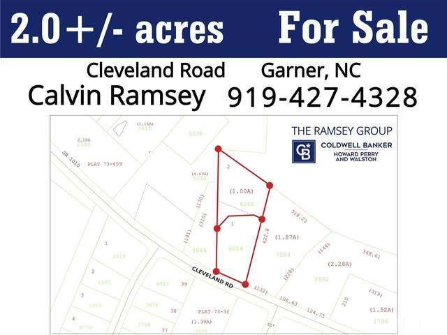 Cleveland Road, Garner, NC 27529 (#2377656) :: Triangle Top Choice Realty, LLC