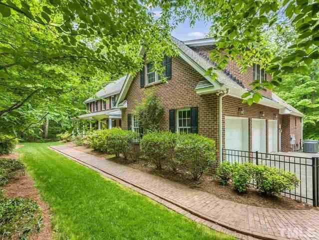 2523 Creek Ridge Lane, Chapel Hill, NC 27514 (#2377909) :: Steve Gunter Team