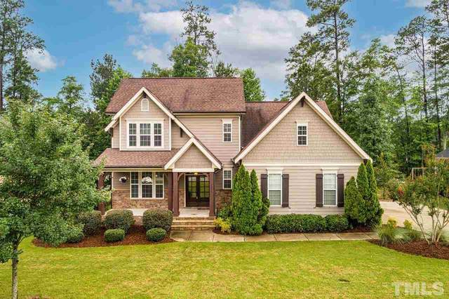 2658 Silver Bend Drive, Apex, NC 27539 (#2378015) :: Realty One Group Greener Side