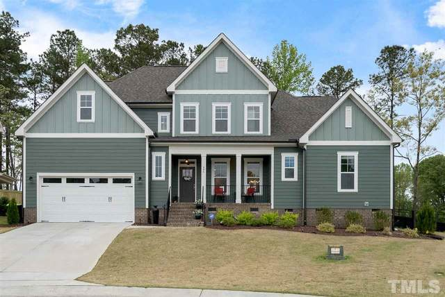 404 Barrington Hall Drive, Rolesville, NC 27571 (#2378103) :: Triangle Just Listed