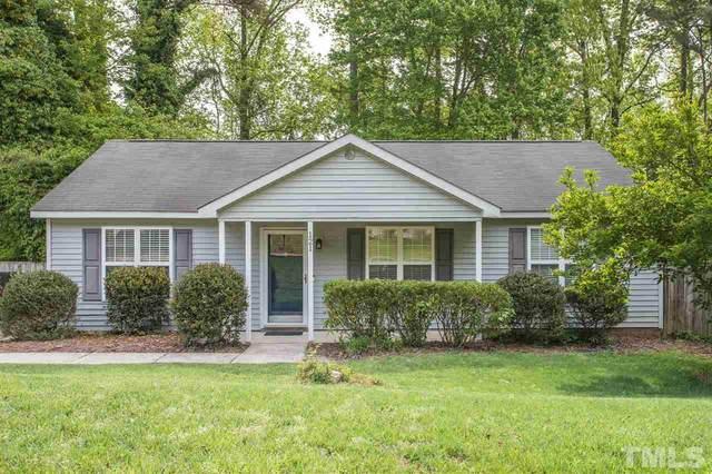 121 Holly Mountain Road, Holly Springs, NC 27540 (#2378145) :: Triangle Top Choice Realty, LLC