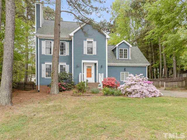604 St Vincent Drive, Holly Springs, NC 27540 (#2378189) :: Raleigh Cary Realty