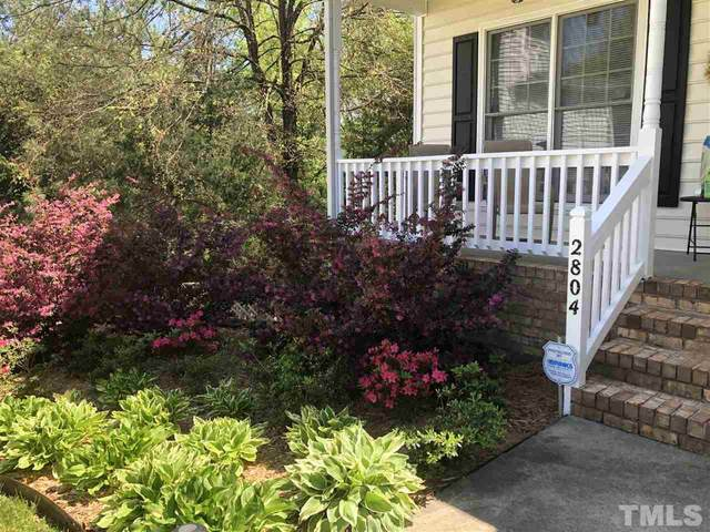 2804 Buggy Whip Court, Wake Forest, NC 27587 (#2378201) :: Triangle Just Listed