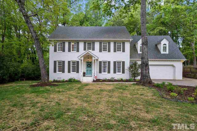 8305 Apple Orchard Way, Raleigh, NC 27615 (#2378227) :: Choice Residential Real Estate