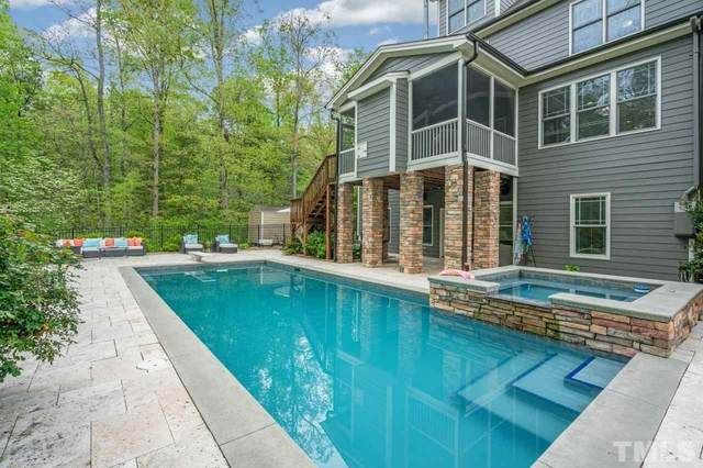 308 Long Bottom Trail, Holly Springs, NC 27540 (#2378303) :: Triangle Just Listed