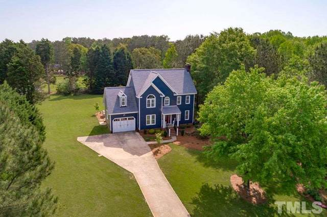 4309 South Mountain Drive, Raleigh, NC 27603 (#2378350) :: The Perry Group