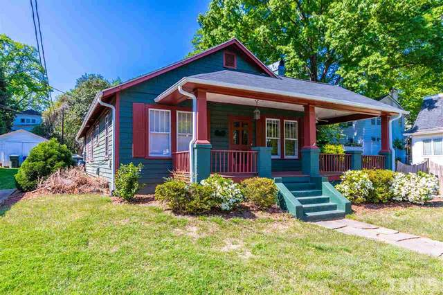 2227 Creston Road, Raleigh, NC 27608 (MLS #2378405) :: The Oceanaire Realty