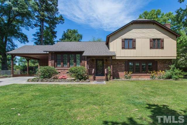 7100 Electra Drive, Raleigh, NC 27607 (#2378620) :: Real Estate By Design