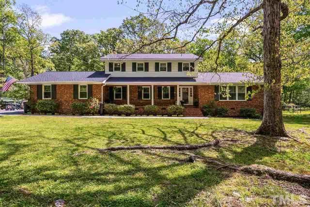 5124 Stephens Lane, Durham, NC 27712 (#2378645) :: Triangle Top Choice Realty, LLC