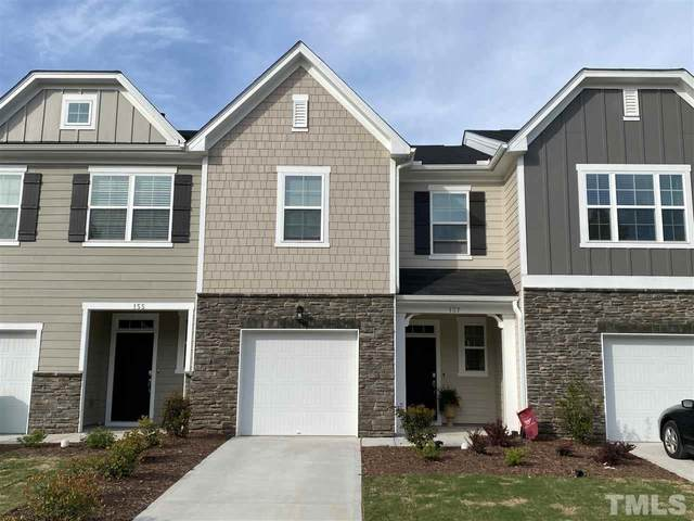 157 Hunston Drive, Holly Springs, NC 27540 (#2378736) :: Choice Residential Real Estate