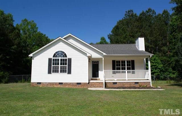 180 Sommerset Drive, Clayton, NC 27520 (#2378903) :: Kim Mann Team
